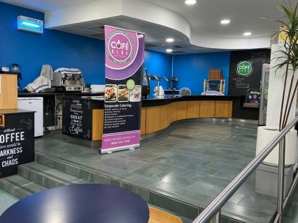 Thumbnail Restaurant/cafe for sale in Alba Business Centre, Livingston