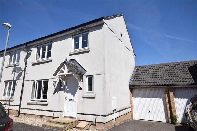 Thumbnail Semi-detached house for sale in Trafalgar Drive, Torrington