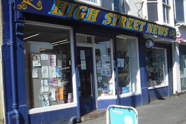 Thumbnail Retail premises for sale in Buxton, Derbyshire