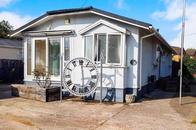 Mobile/park home for sale in Brookside Caravans, Eastbury Road, Watford, Hertfordshire