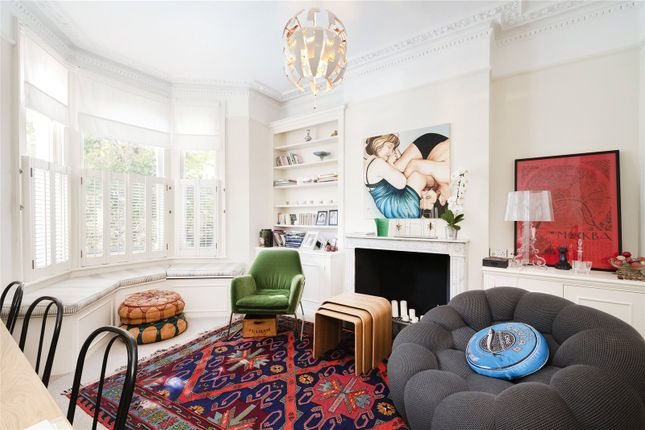 Thumbnail Terraced house to rent in Chesilton Road, Parsons Green, London