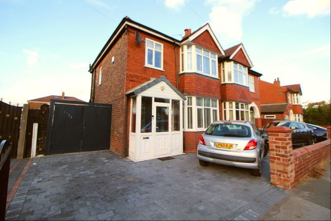 Thumbnail Semi-detached house for sale in Hyde Road, Debdale, Manchester