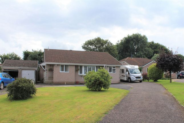 Thumbnail Detached bungalow for sale in Simcoe Way, Dunkeswell, Devon