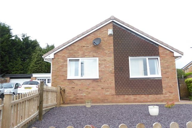 Thumbnail Detached bungalow for sale in The Yetts, Sedbury, Chepstow