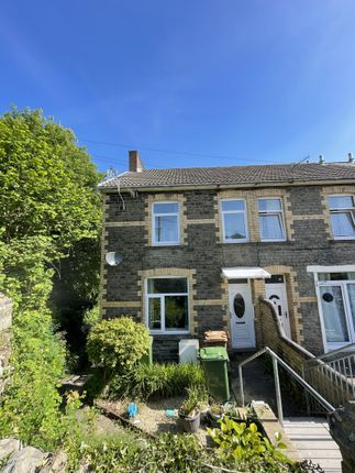 2 bed end terrace house for sale in 15 Hillside Road, Crumlin, Newport NP11