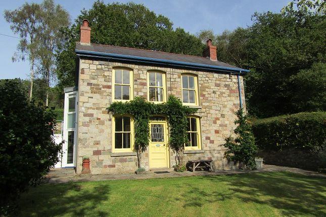 Thumbnail Detached house for sale in Heol Gleien, Lower Cwmtwrch, Swansea.