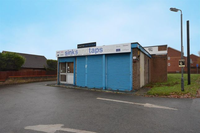 Thumbnail Land for sale in The Old Service Station, Hucknall Road, Nottingham