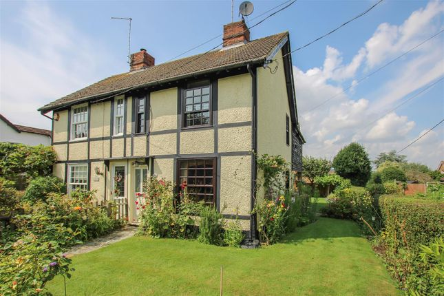 3 bed semi-detached house for sale in Middle Road, Hope Cottages, Ingrave CM13
