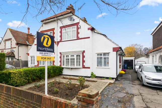 Thumbnail Terraced house for sale in Dawlish Avenue, Perivale, Greenford