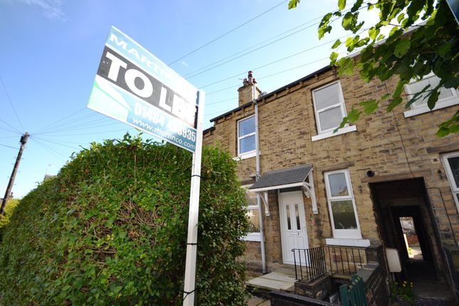 Thumbnail Terraced house to rent in Clement Street, Birkby, Huddersfield