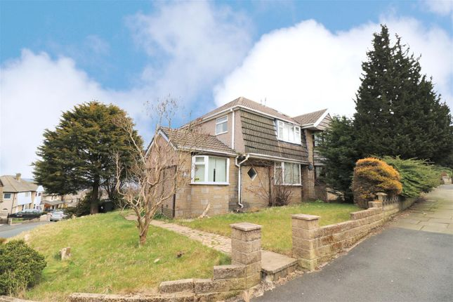 Thumbnail Semi-detached house for sale in Windermere Road, Great Horton, Bradford