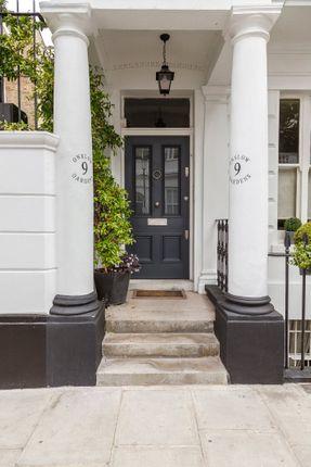 Exterior of Onslow Gardens, South Kensington, London SW7