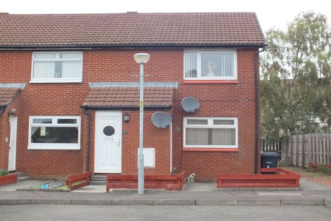 Thumbnail Flat to rent in Lesley Quadrant, Bellshill