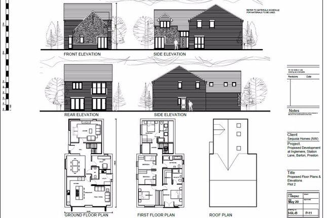 5 bed detached house for sale in Inglemere Court, Station Lane, Barton, Preston PR3