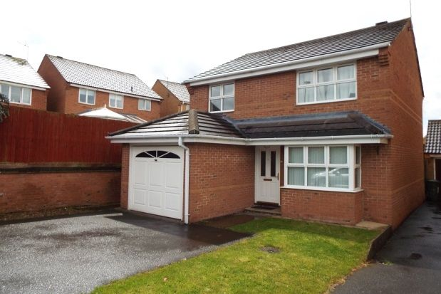 Thumbnail Property to rent in Murby Way, Leicester