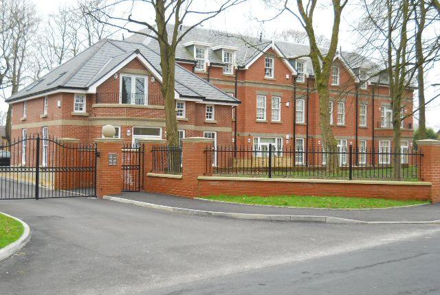 Thumbnail Flat to rent in Lever House, Greenmount Lane, Heaton, Bolton