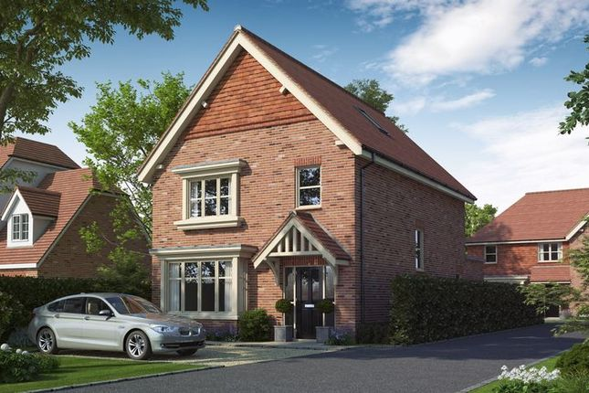 Thumbnail Detached house for sale in Millside Court, Church Road, Bookham, Leatherhead
