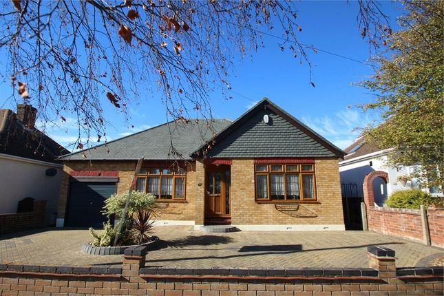 Thumbnail Detached bungalow for sale in Brentwood Road, Holland-On-Sea, Clacton-On-Sea