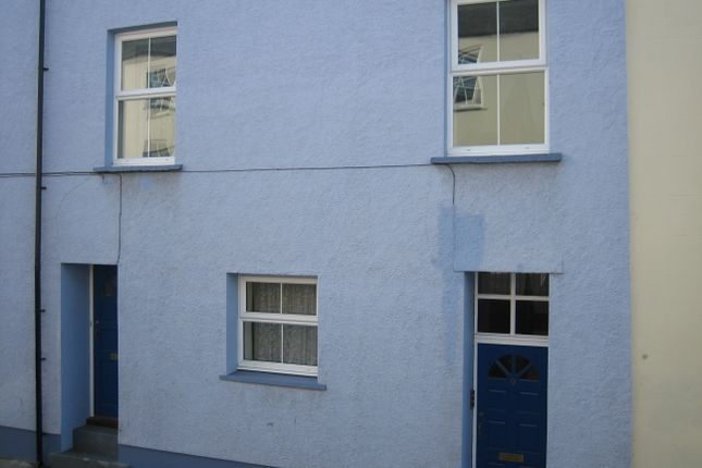 1 bed flat to rent in 9 Dew Street, Flat 2, Haverfordwest. SA61
