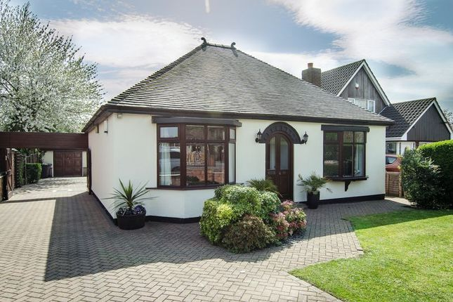 Thumbnail Detached house for sale in Bridge Cross Road, Chase Terrace, Burntwood