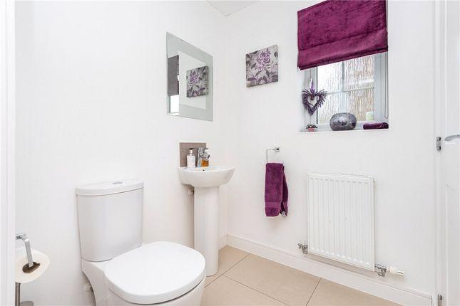 Ground Floor WC of Grange Fold, Lightcliffe, Halifax, West Yorkshire HX3