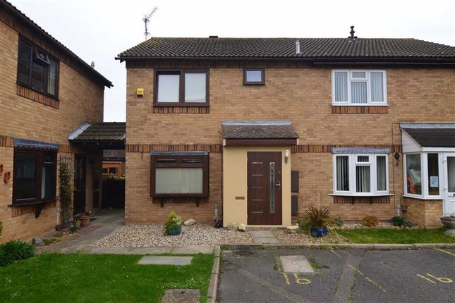 Thumbnail Semi-detached house for sale in Colman Close, Stanford Le Hope, Essex