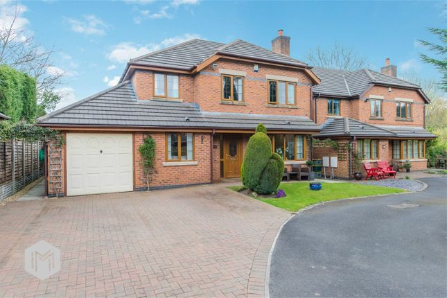 Thumbnail Detached house for sale in Ivy House Close, Bamber Bridge, Preston