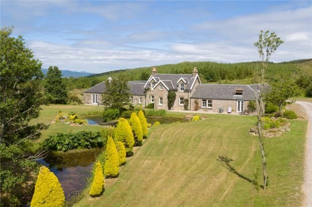 Thumbnail Detached house for sale in Achnafad Farm, Tayinloan, By Tarbert, Argyll And Bute