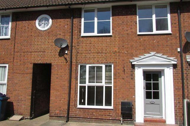 Thumbnail Terraced house to rent in Wedgwood Lane, Barlaston, Stoke-On-Trent