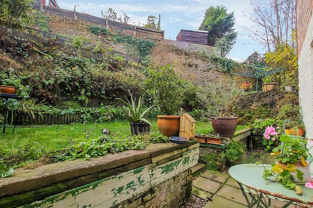 Garden of Danbury Mount, Sherwood, Nottingham NG5