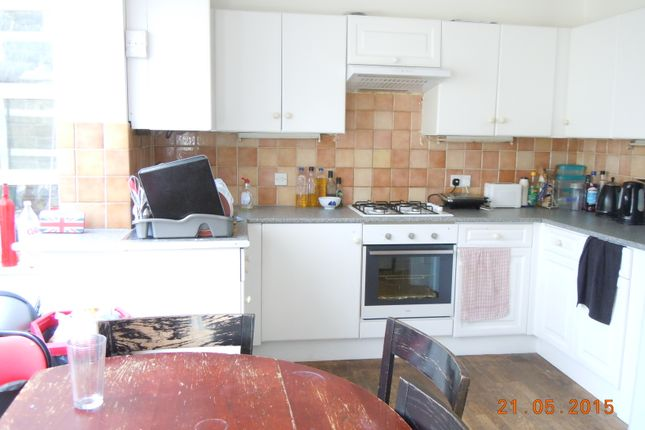 Thumbnail Terraced house to rent in Dawes Road, Fulham