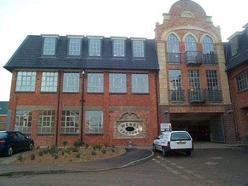 Thumbnail Flat to rent in Webbs Factory, Brockton Street, Queens Park