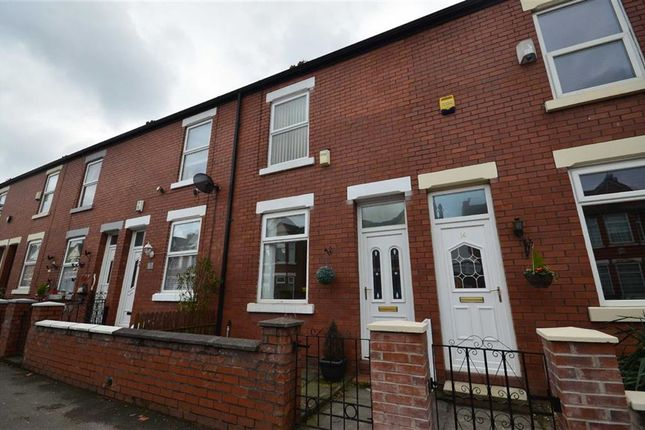 2 bed terraced house to rent in Thornley Lane North, Reddish, Stockport