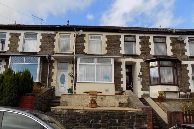 Thumbnail Terraced house for sale in Clifton Street, Treorchy, Rhondda Cynon Taff.