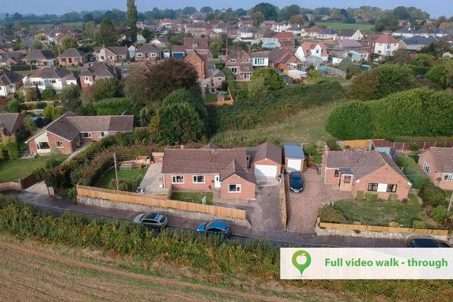 Thumbnail Detached bungalow for sale in Lower East Coker Road, Yeovil