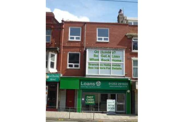 Thumbnail Retail premises for sale in Promenade, Blackpool