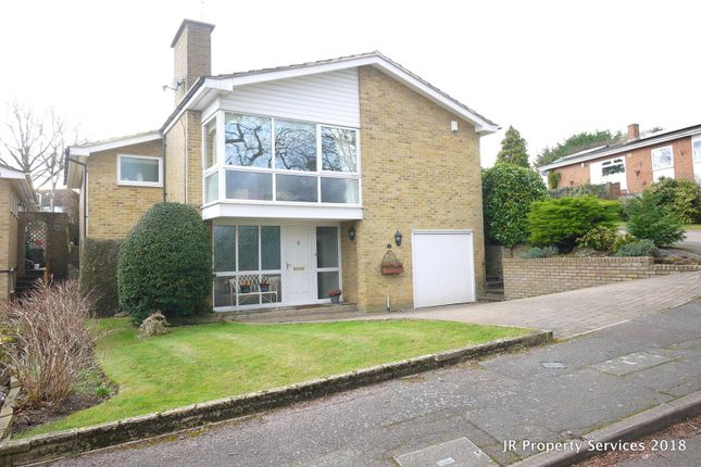 3 bed detached bungalow for sale in Highfields, Cuffley, Potters Bar