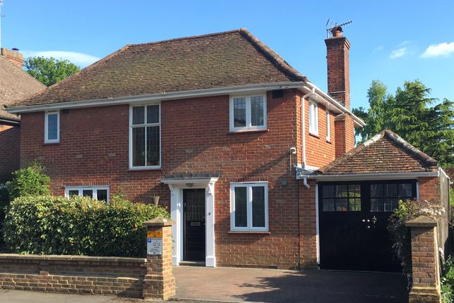 Thumbnail Detached house for sale in Richmond Road, Basingstoke