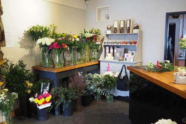 Thumbnail Retail premises for sale in Florist LS29, West Yorkshire