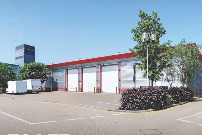 Thumbnail Light industrial to let in Unit 1, Newtons Court, Crossways Business Park, Dartford, Kent