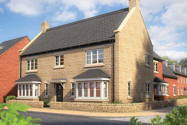 """Thumbnail Detached house for sale in """"The Gatehouse"""" at Pioneer Way, Bicester"""