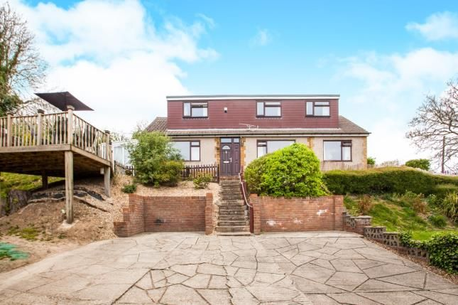 Thumbnail Bungalow for sale in Cowper Road, River, Dover, Kent