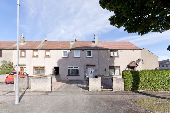 Thumbnail Terraced house for sale in Springhill Road, Northfield, Aberdeen
