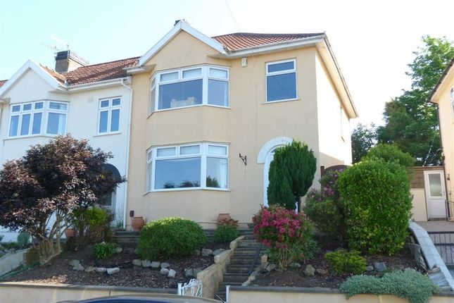 3 bed end terrace house to rent in Ravenhill Road, Bristol