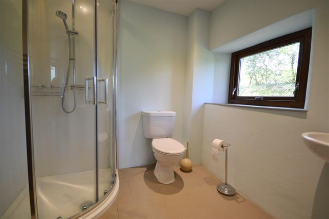 Shower Room of Pontfaen, Fishguard SA65