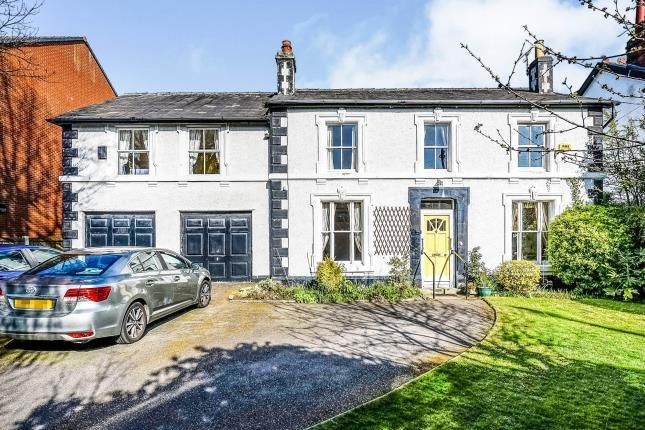 Thumbnail Detached house for sale in Freshfield Road, Formby, Liverpool, Merseyside