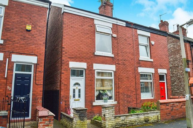 Thumbnail Semi-detached house to rent in Lake Street, Great Moor, Stockport