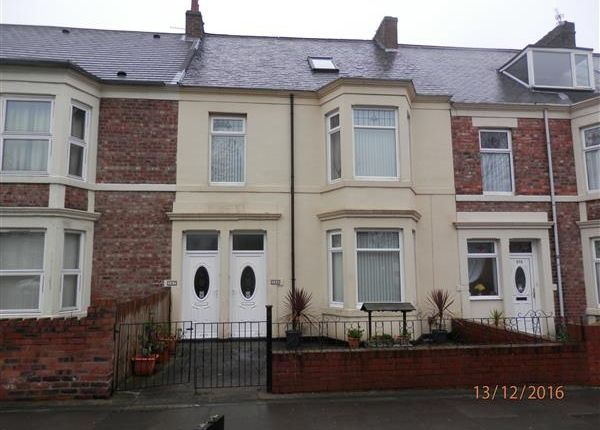 Thumbnail Flat for sale in Welbeck Road, Walker, Newcastle Upon Tyne