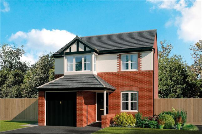Thumbnail Detached house for sale in Liverpool Road, Warrington, Cheshire