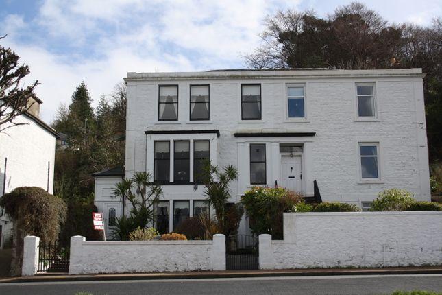 Thumbnail Maisonette for sale in 3 Mountstuart Road, Rothesay, Isle Of Bute